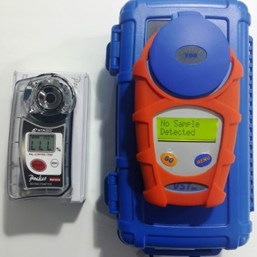Measuring Total Dissolved Solids: A Refractometer Comparison